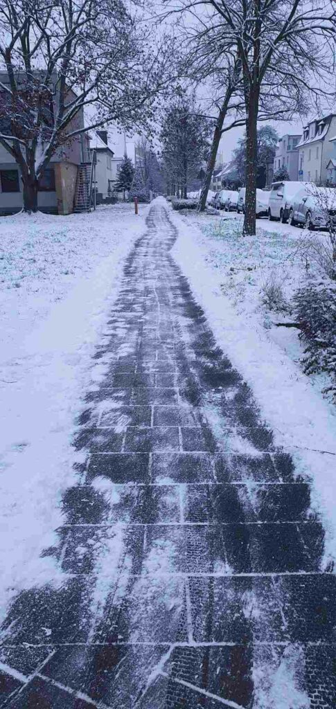 Bild König Winterdienst Schneewegräumung